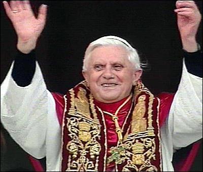 papa-bento-XVI/foto AFP