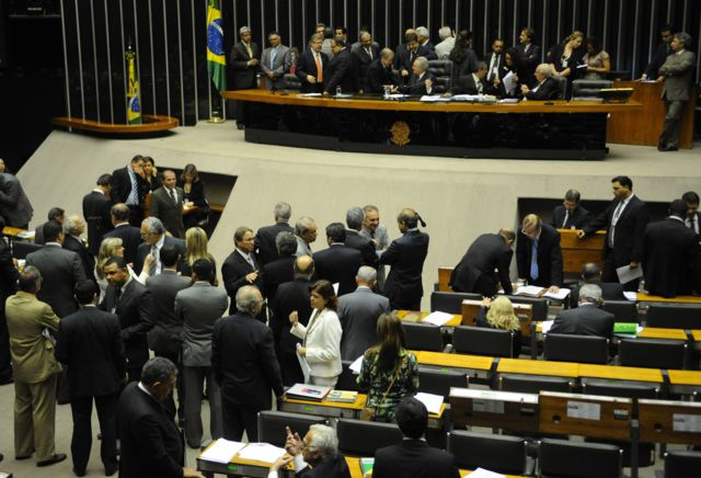 Câmara dos Deputados_640x436/Foto reprodução
