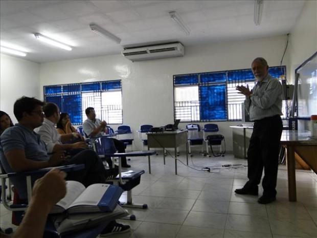 Coordenadores UPE/Foto divulgação