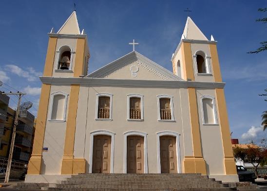 IgrejaMatriz/Foto: PMP/reprodução