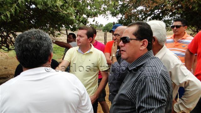 Ronaldo Silva em campanha2_640x360/Foto assessoria