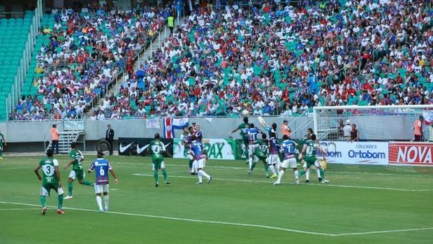 bahiajuaz/Foto: Arena Fonte Nova/divulgação
