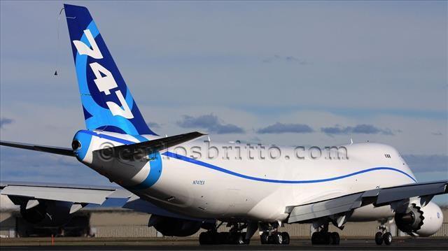 boeing-747-8f-02a/Foto: Aviação geral