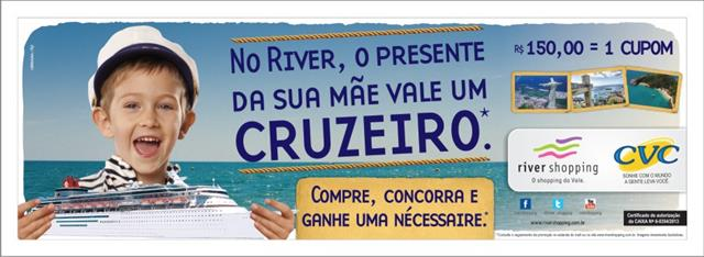 campanha dia mães river