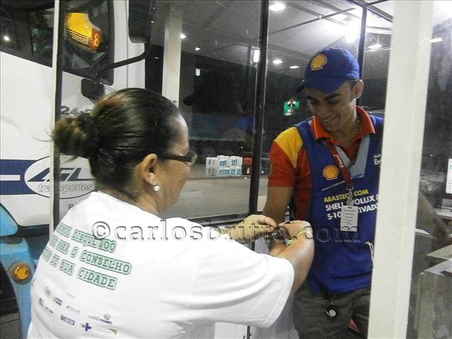 campanha salgueiro/Foto: Ascom PMS