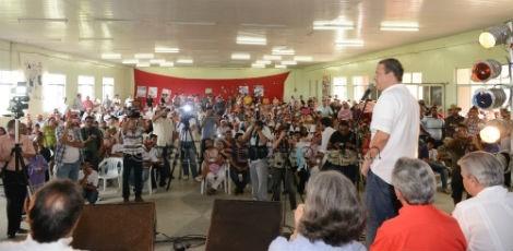 eduardo em caruaru/Eduardo Braga-SEI/PE