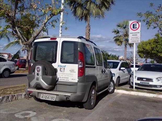 veículo chesf