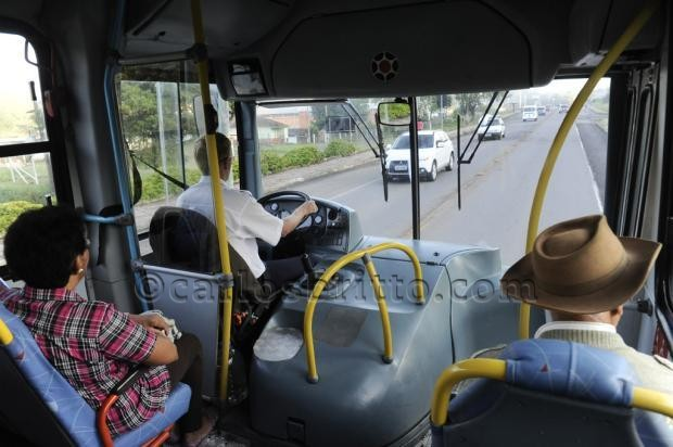 ônibus coletivo