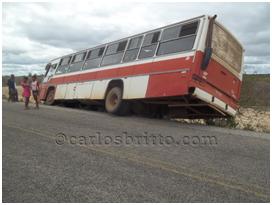 ônibus escolar sta maria/Foto: 7ª CIPM