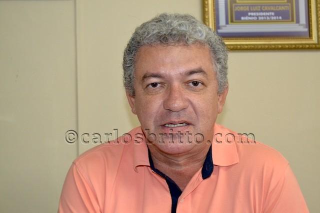 Dr Jorge vereador Cabrobó