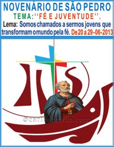 Novenário São Pedro