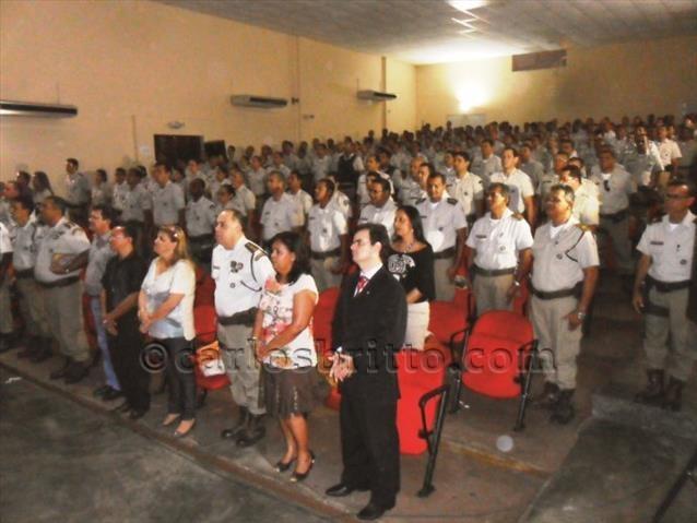 Polícia Militar Bonfim/Foto: Ascom 6º BPM