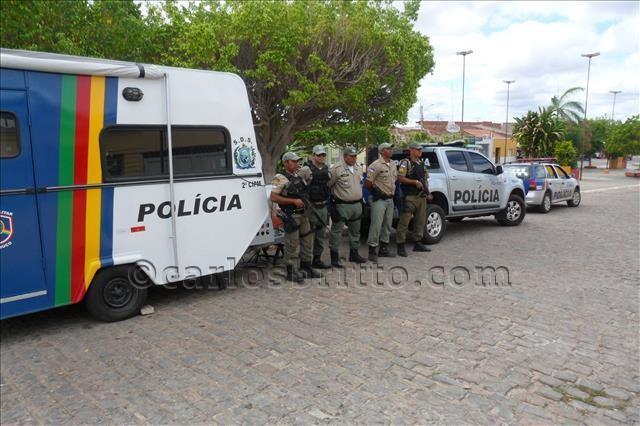 Trailer Polícia Militar