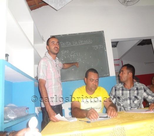 comissão emancipação santana do sobrado2/Foto divulgação