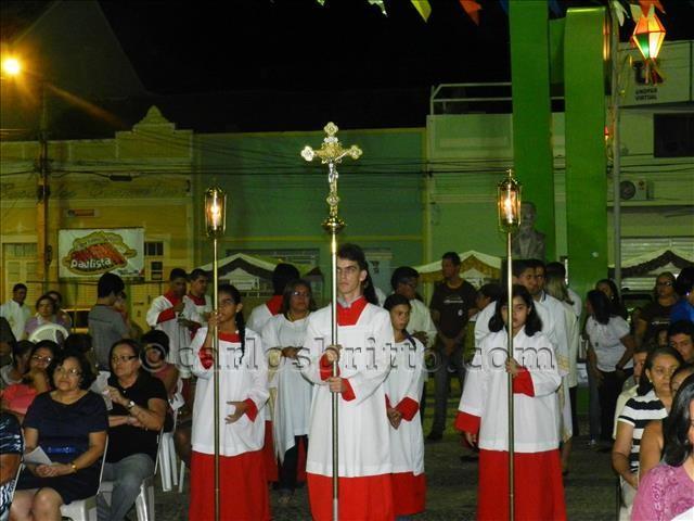 homenagem santo antonio em salgueiro/Foto: Ascom PMS