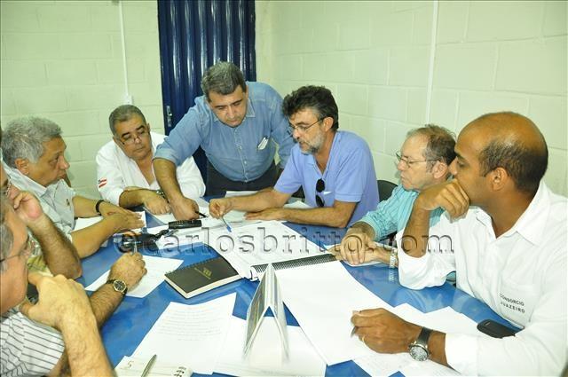 isaac e engenheiros Dnit/Foto: Ascom PMJ
