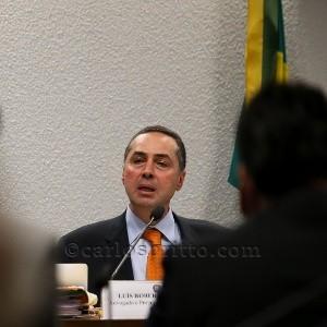 luis roberto barroso/Foto:Sérgio LIma/FolhaPress