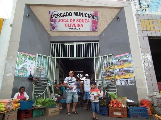 mercado joca oliveira/Foto: Criação Jornalística