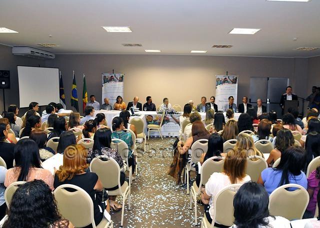 seminário nova semente/Foto: Ascom PMP