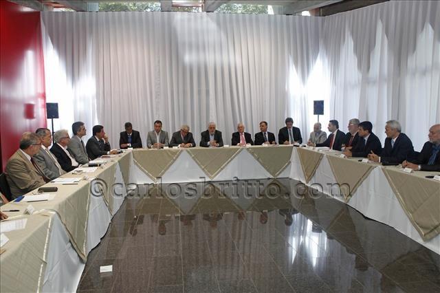 Reunião do governador com o secretariado. Foto  - Carol Garcia - GOVBA