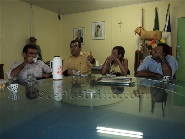 reunião servidores Uauá/Foto divulgação