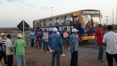 ônibus Afrânio