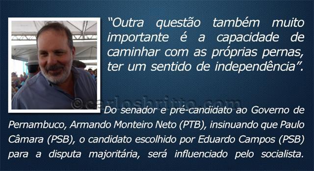 Armando Monteiro - O que eles disseram_640x349