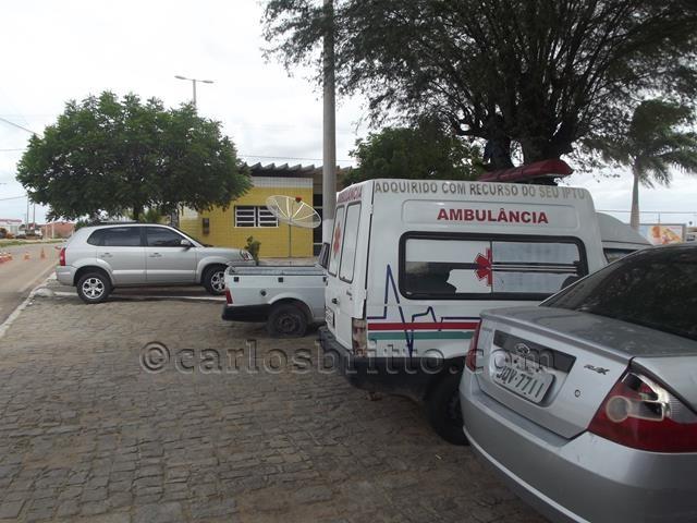 ambulância exu 2