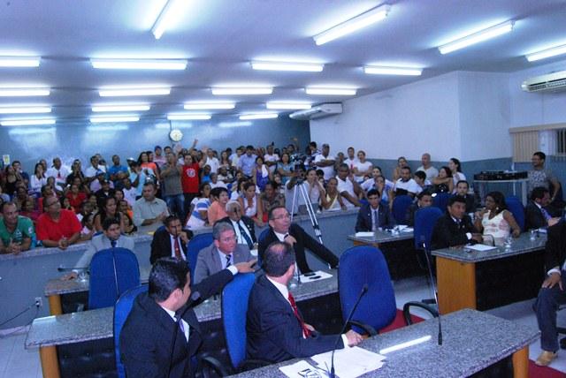 Sessão Câmara Juazeiro