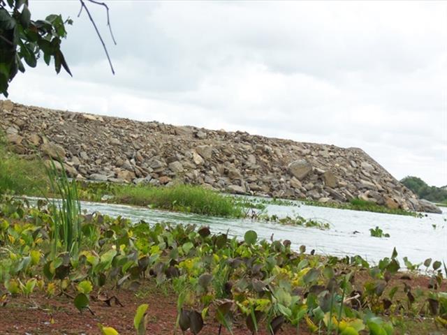 barragem orocó