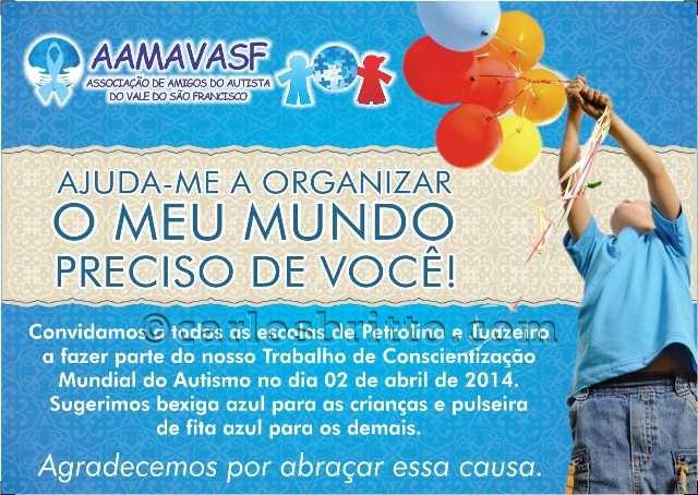 CONVITE 2014 -  AAMAVASF