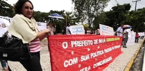 Protesto Inajá