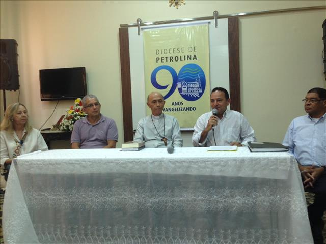 90 anos diocese entrevista coletiva