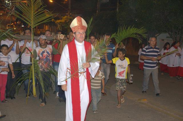 Procissão Domingo de Ramos2