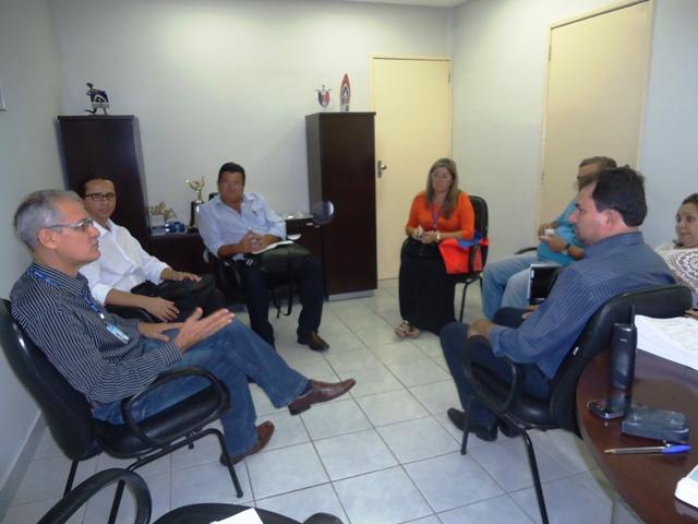 Reunião Forgrad