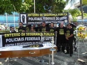 cremação policia Federal