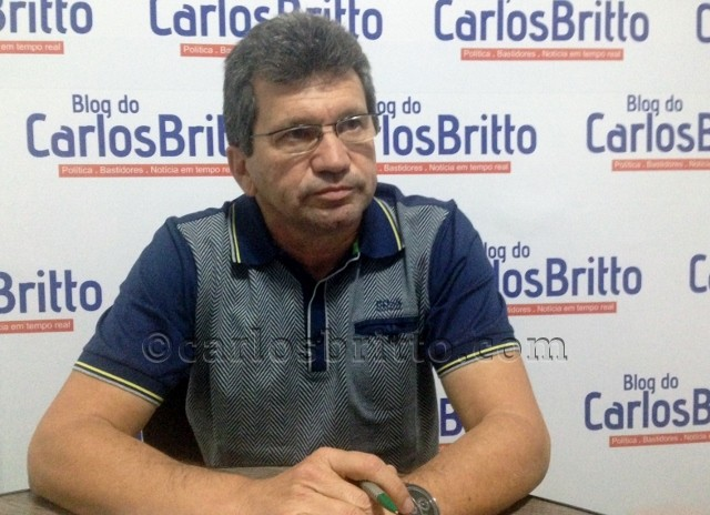 Auricélio Torres pref de Cabrobó