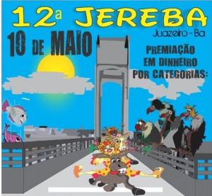 Cartaz da Jereba