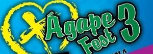 III Ágape Fest Cartaz