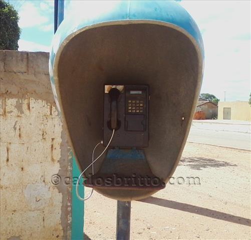 atalho telefonia