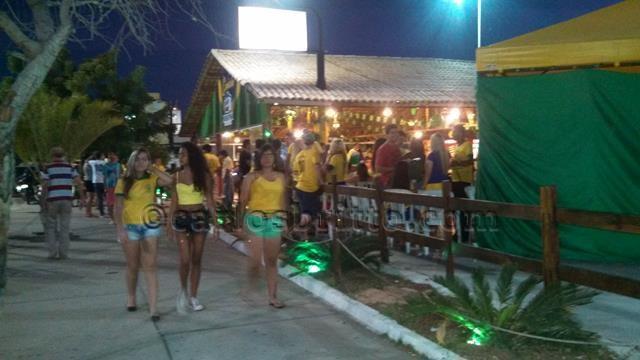 torcida brasileira bodódromo