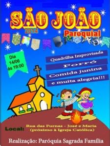 Cartaz São João