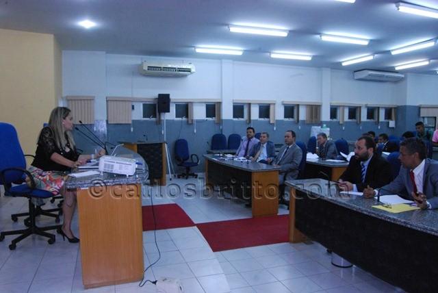 Zaliteia apresenta relatorio1