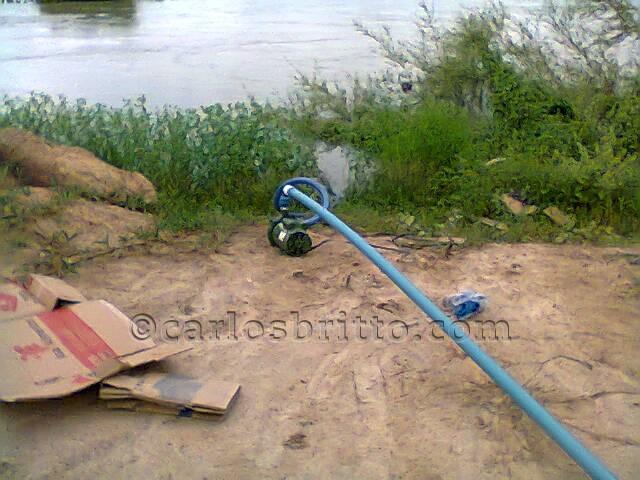 irrigação orocó