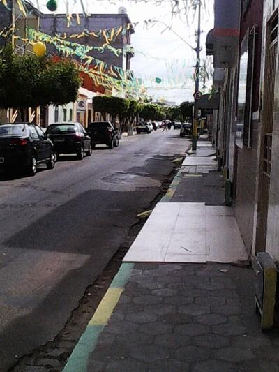 ruas- Juazeiro
