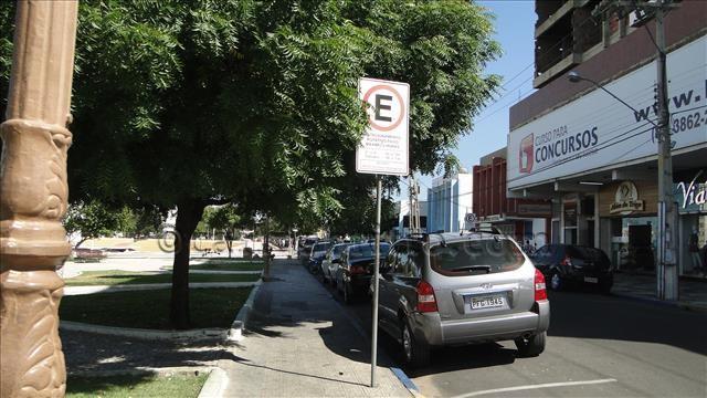 estacionamento Centro Petrolina