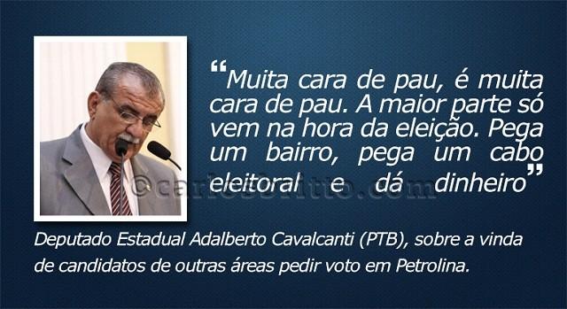 O que eles disseram - Adalberto (1)
