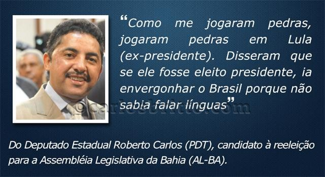 O que eles disseram - Roberto Carlos (1)