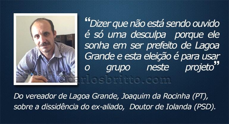 O que eles disseram - Rocinha