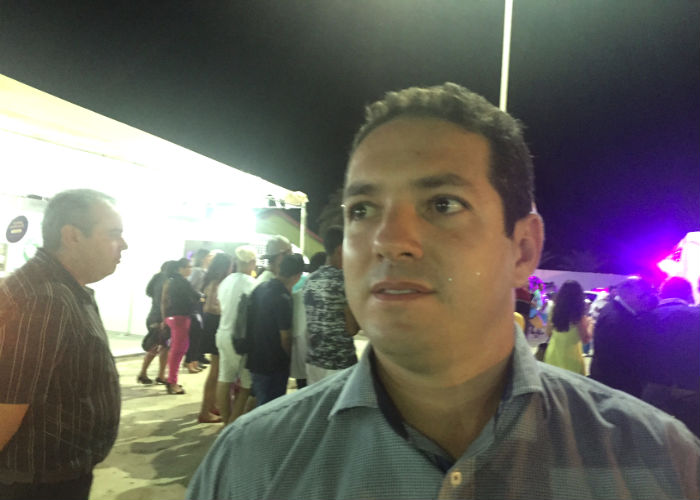 Gledson Castro secretário Lagoa Grande